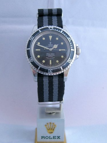 1965 Tudor Submariner 7928