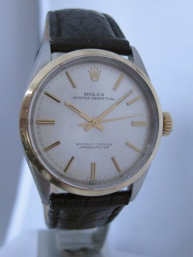 1954 Rolex Oyster Perpetual Steel/Gold 6284