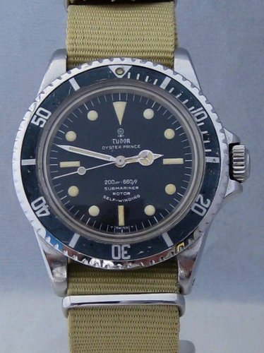 1964 Tudor Submariner 7928