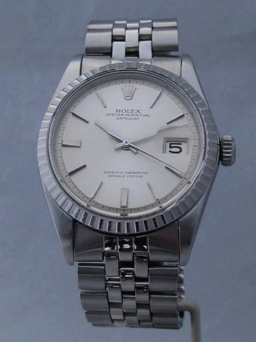 1965 Rolex Datejust 1603 - serviced