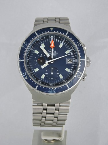 "1972 Omega Seamaster ""Big Blue"" Chronograph"