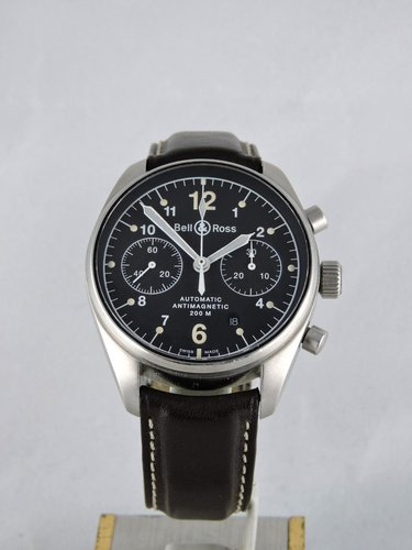 Bell & Ross Vintage BR 126 Chronograph
