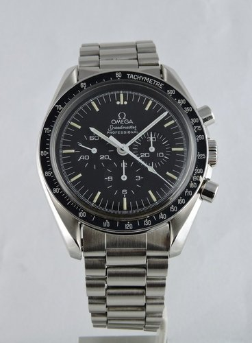 1990 Omega Speedmaster Professional - serviced