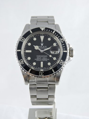 1978 Rolex Submariner Date 1680 - Box & Papers