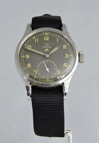1944 Omega British Military Watch