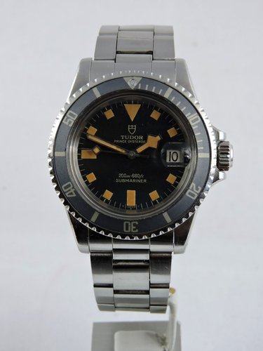 1970 Tudor Submariner Snowflake - Box & Papers