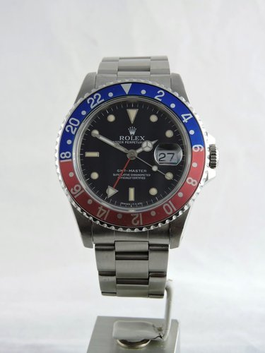 1990 Rolex GMT Master 16700 Box & Papers