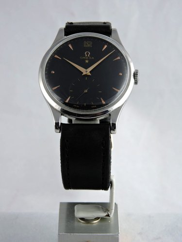 1948 Omega 38mm Oversize Watch