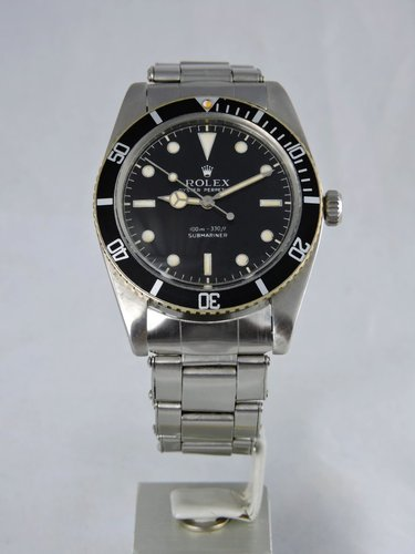 1960 Rolex Submariner James Bond 5508