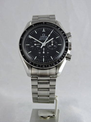 2001 Omega Speedmaster Professional B&P