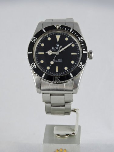 1959 Rolex Submariner James Bond 5508