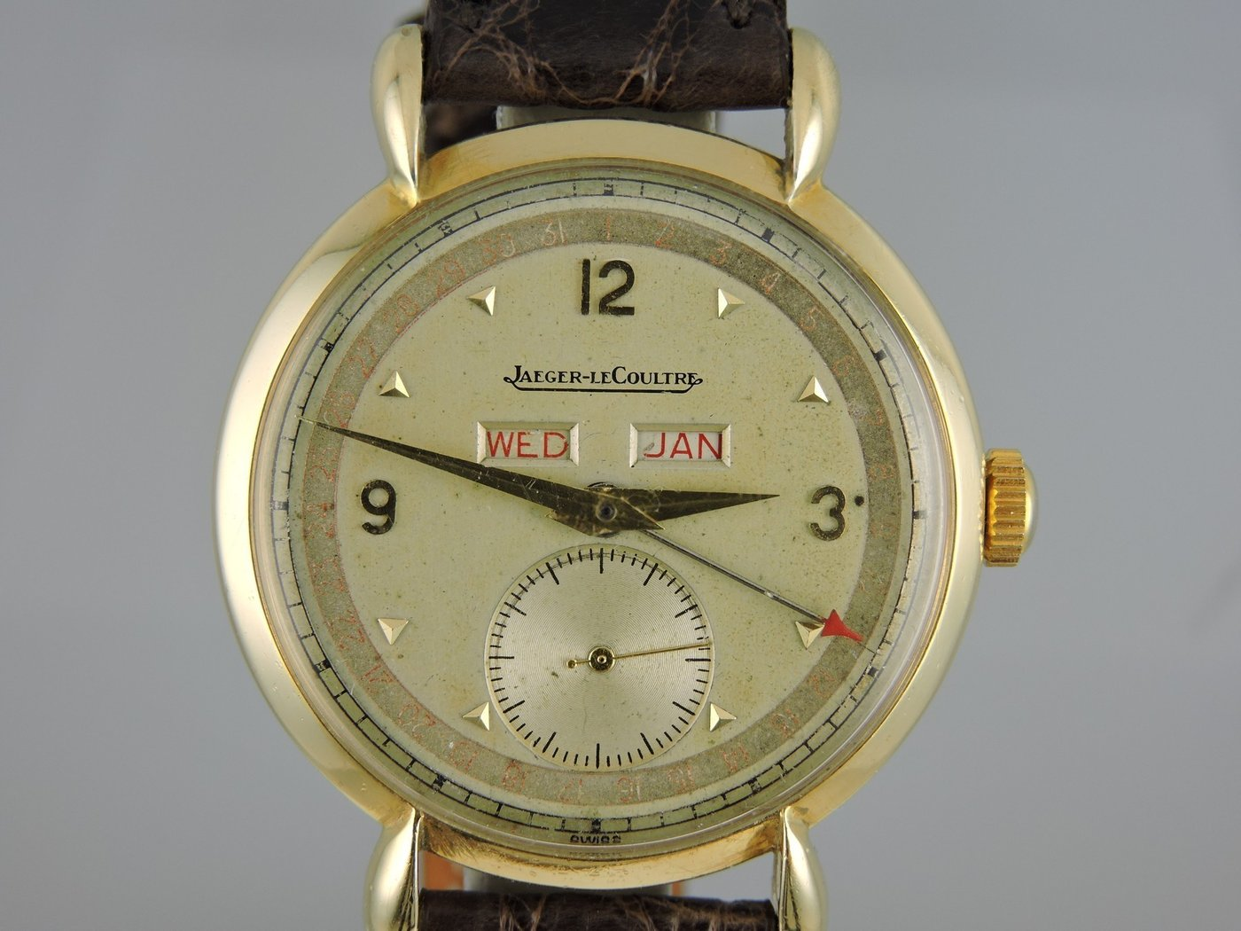 jaeger lecoultre serial number date