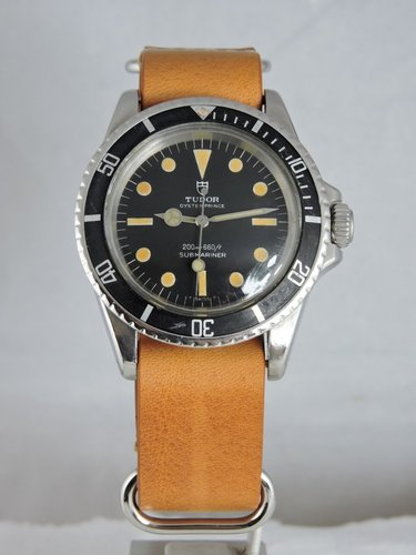 1970 Tudor Submariner 7016