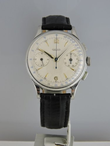 1940s Jaeger LeCoultre Chronograph 285 - serviced