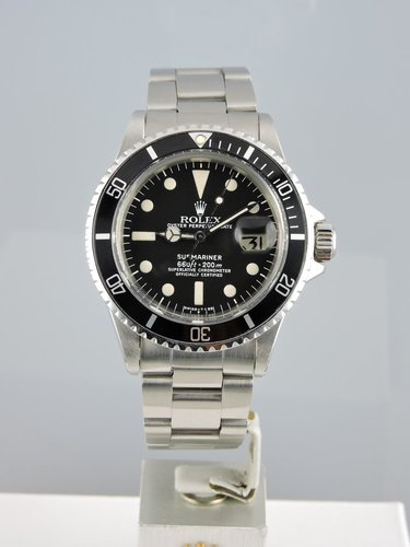 1977 Submariner Date 1680 - Serviced
