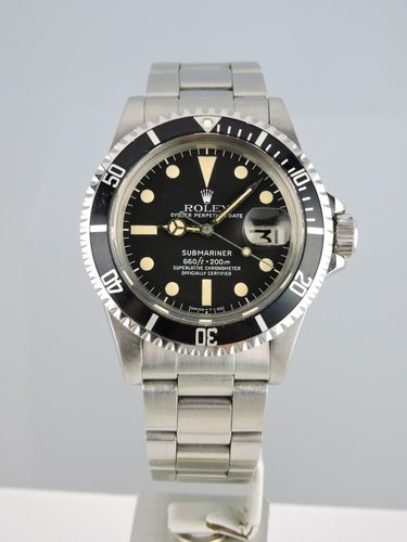 1979 Submariner Date 1680 - Box & Papers