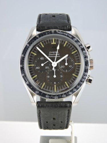 1965 Omega Speedmaster Pre-Moon 105.012-65 Chocolate Dial