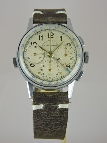 1953 Abercrombie & Fitch Auto-Graph MK I - Serviced