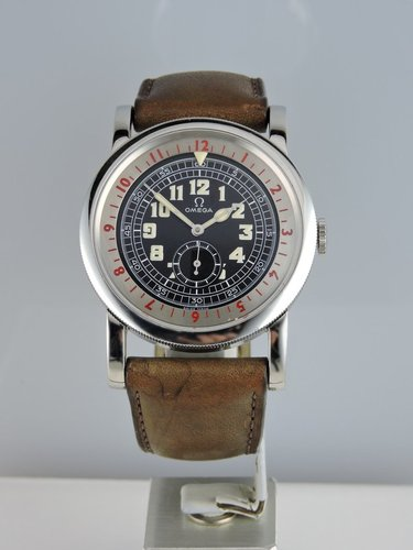 2008 Omega Museum Collection 1938 Pilot Watch