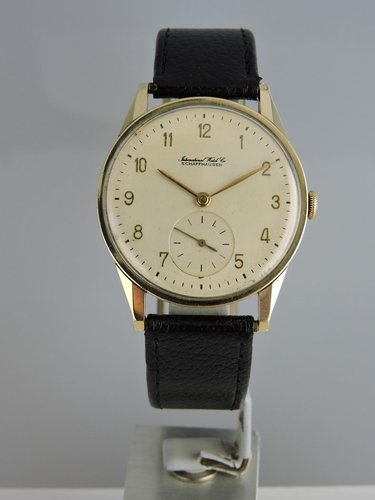 1943 IWC Cal. 83 18k Manual Wind