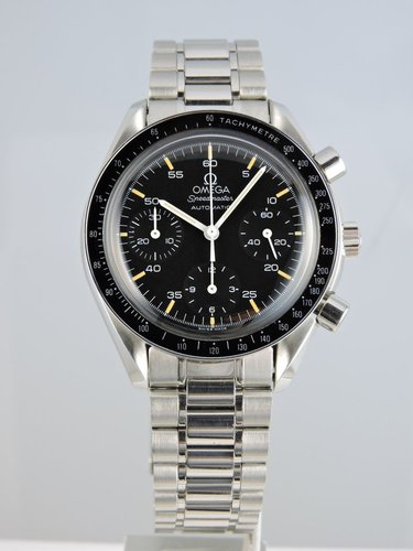 1992 Omega Speedmaster Automatic Reduced B/P