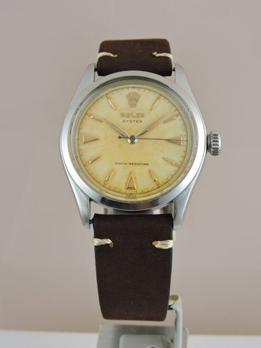 1953 Rolex Oyster Anti-Shock 6282 - serviced