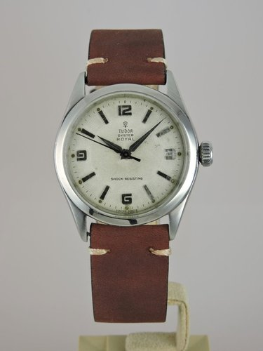 1959 Tudor Oyster Royal - serviced