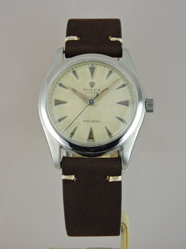 1952 Rolex Oyster Precision 6082 - serviced